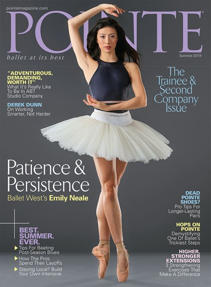 Pointe Cover - 6/1/2019