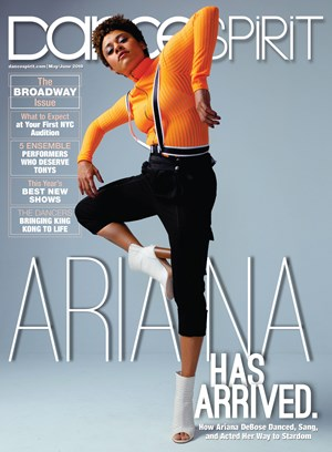 Dance Spirit Magazine | 5/2019 Cover