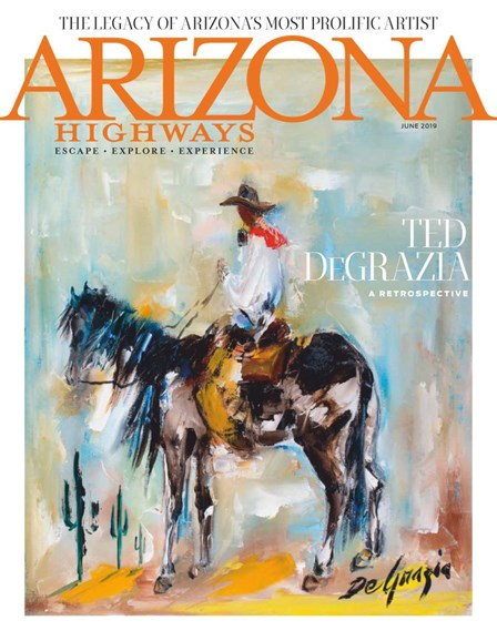 Arizona Highways Cover - 6/1/2019