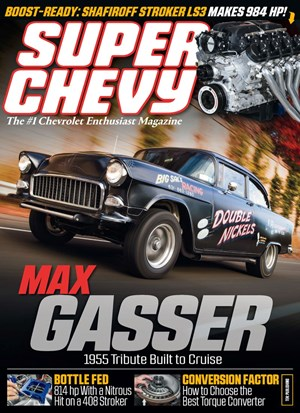 Super Chevy Magazine | 7/2019 Cover