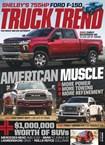Truck Trend Magazine | 7/1/2019 Cover