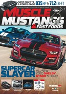 Muscle Mustangs & Fast Fords Magazine 6/1/2019