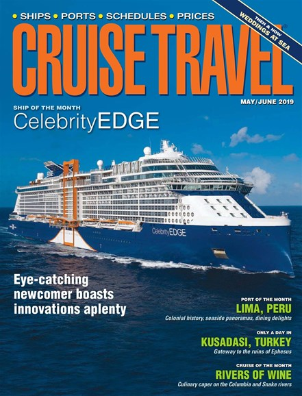 Cruise Travel Cover - 5/1/2019