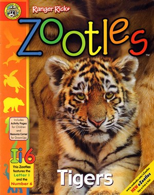 Zootles Magazine | 5/2019 Cover