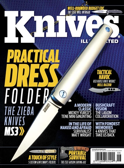 Knives Illustrated Cover - 5/1/2019