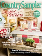 Country Sampler Magazine 1/1/2019
