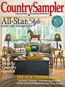 Country Sampler Magazine 7/1/2019