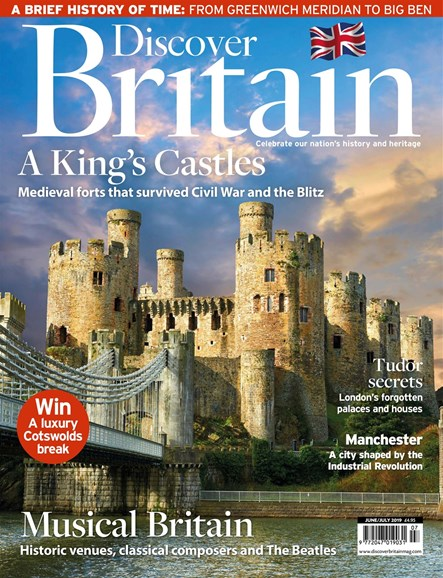 Discover Britain Cover - 6/1/2019