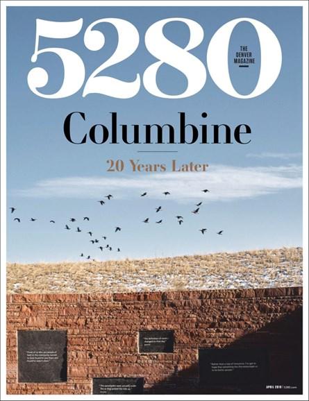 5280 Magazine Cover - 4/1/2019
