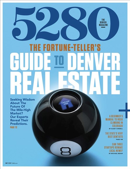5280 Magazine Cover - 5/1/2019