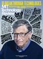 MIT Technology Review Magazine | 3/2019 Cover