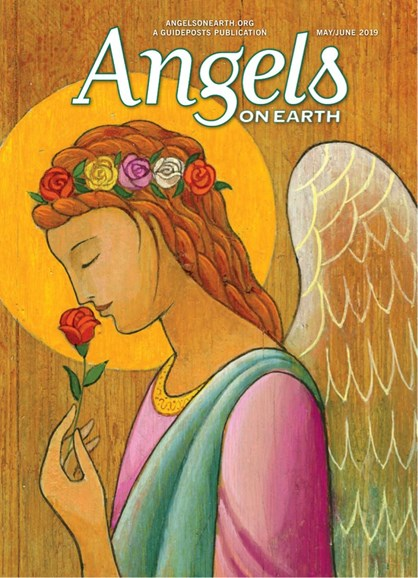 Angels on Earth Cover - 5/1/2019