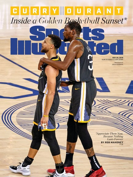 Sports Illustrated Cover - 5/20/2019
