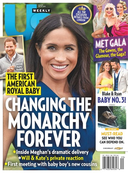 Us Weekly Cover - 5/20/2019