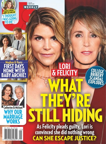 Us Weekly Cover - 5/27/2019