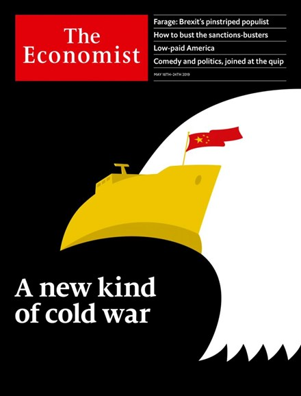 The Economist Cover - 5/18/2019