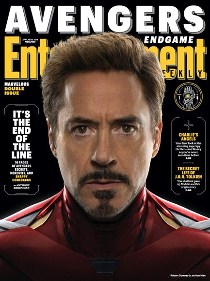 Entertainment Weekly Cover - 4/19/2019