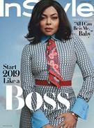 InStyle Magazine 1/1/2019