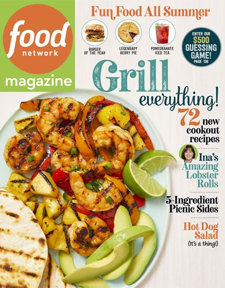 Food Network Cover - 6/1/2019