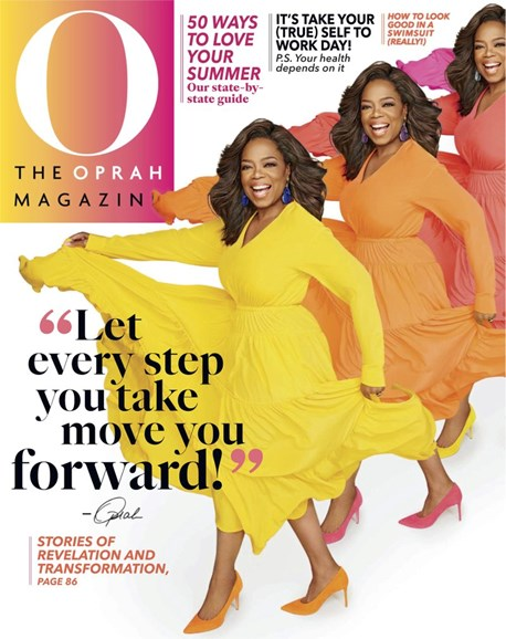 O The Oprah Cover - 6/1/2019
