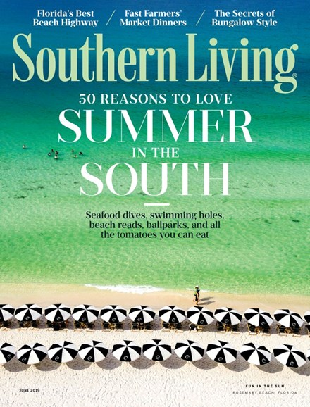 Southern Living Cover - 6/1/2019
