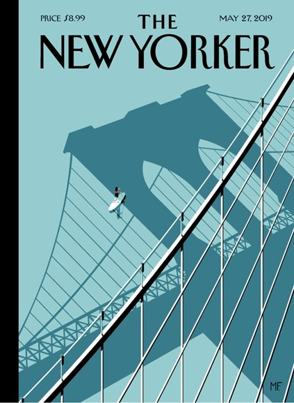 The New Yorker Cover - 5/27/2019