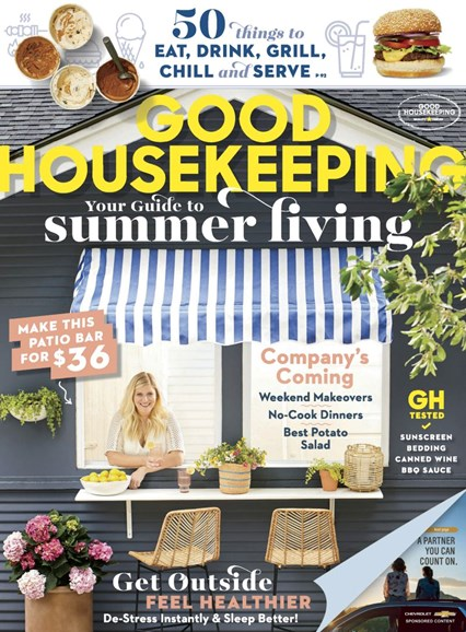 Good Housekeeping Cover - 6/1/2019