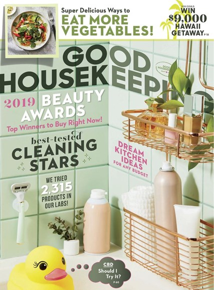 Good Housekeeping Cover - 5/1/2019
