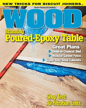 Wood Magazine | 7/1/2019 Cover