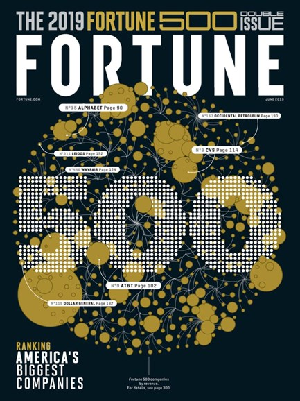 Fortune Cover - 6/1/2019