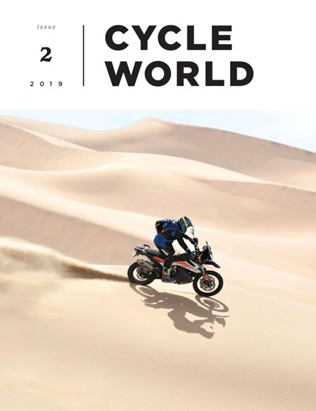 Cycle World Cover - 6/1/2019