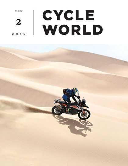 Cycle World Magazine | 6/2019 Cover