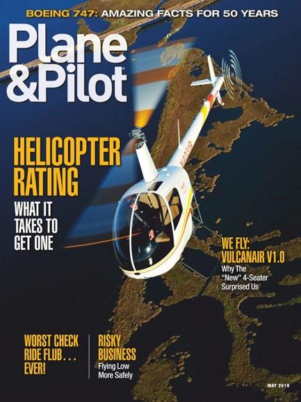Plane & Pilot Cover - 5/1/2019