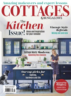 Cottages & Bungalows Magazine | 6/2019 Cover