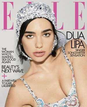 ELLE Magazine | 5/2019 Cover