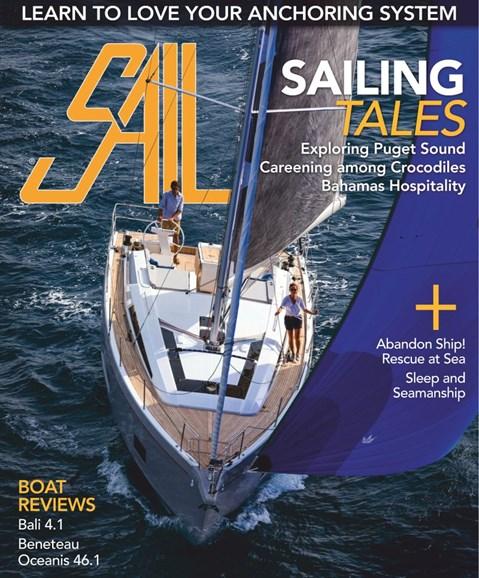 Sail Cover - 5/1/2019