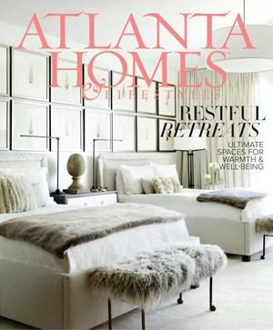 Atlanta Homes & Lifestyles Magazine | 5/2019 Cover