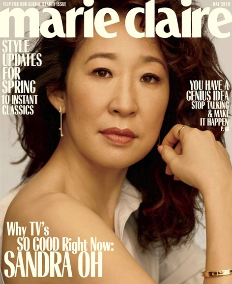 Marie Claire Cover - 5/1/2019