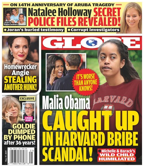 Globe Cover - 5/27/2019