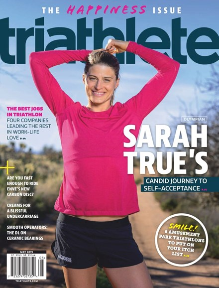 Triathlete Cover - 5/1/2019