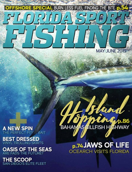 Florida Sport Fishing Cover - 5/1/2019