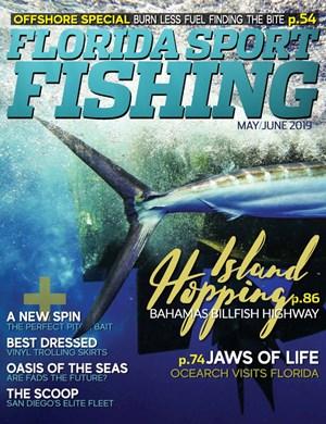 Florida Sport Fishing Magazine | 5/2019 Cover