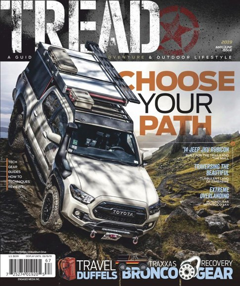Tread Cover - 5/1/2019