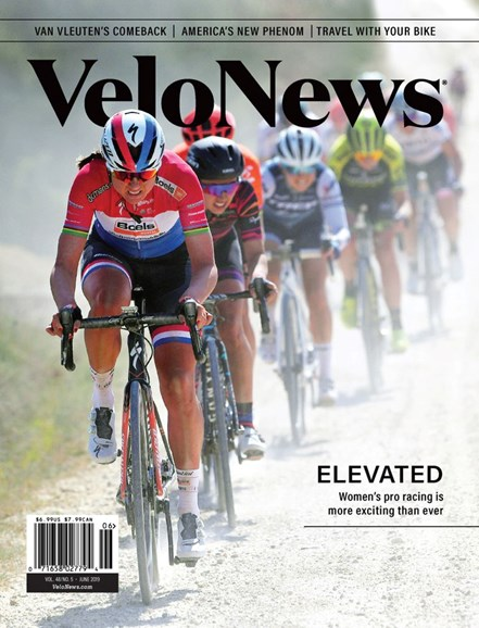 VeloNews Cover - 6/1/2019