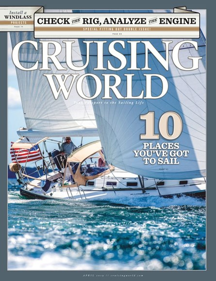 Cruising World Cover - 4/1/2019
