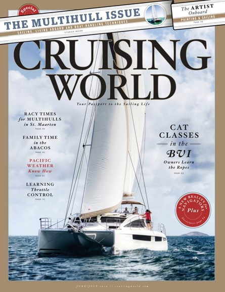 Cruising World Cover - 6/1/2019