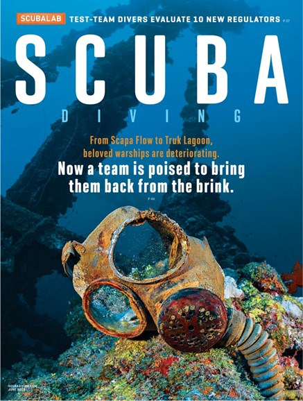 Scuba Diving Cover - 6/1/2019