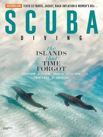 Scuba Diving Cover - 5/1/2019