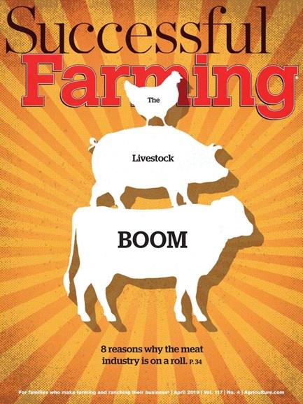 Successful Farming Cover - 4/1/2019
