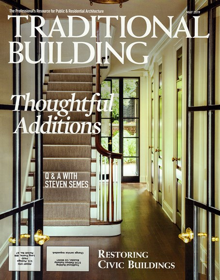 Traditional Building Cover - 5/1/2019